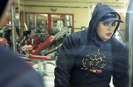 شیرین نوبهاری ،جذابترین دختر بدنساز ایرانی , اخبار ورزشی