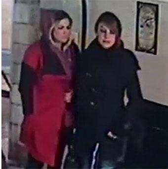 پلیس در جستجوی این دو زن سارق خوش تیپ , حوادث