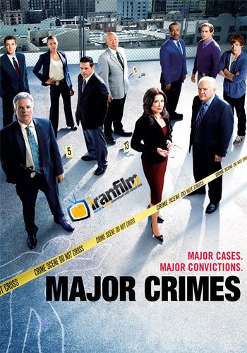 دانلود سریال Major Crimes