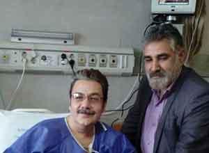 گوینده اخبار تلویزیون ایران دچار سکته شد , اجتماعی