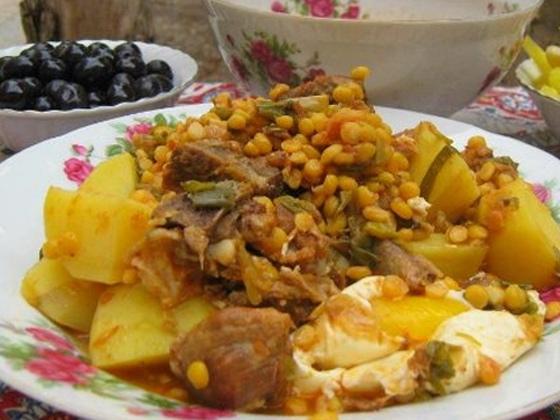 غذاهای سنتی استان آذربایجان شرقی