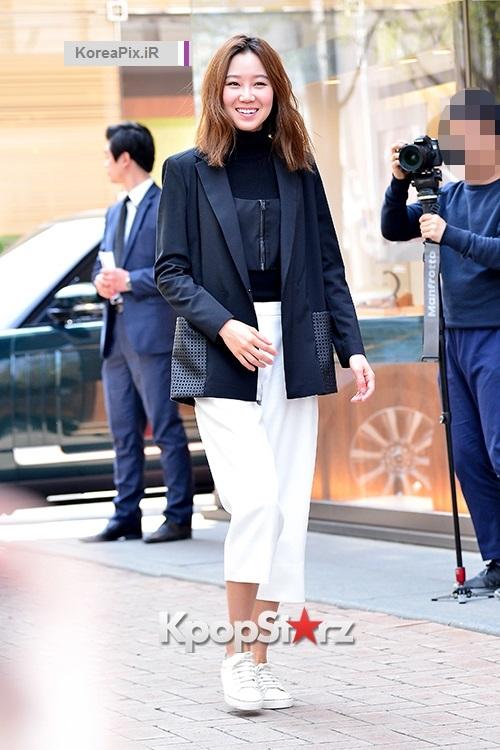 عکس های گونگ هیو جین بازیگر نقش لى يانگ شين در متشکرم