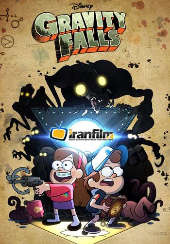 دانلود انیمیشن Gravity Falls
