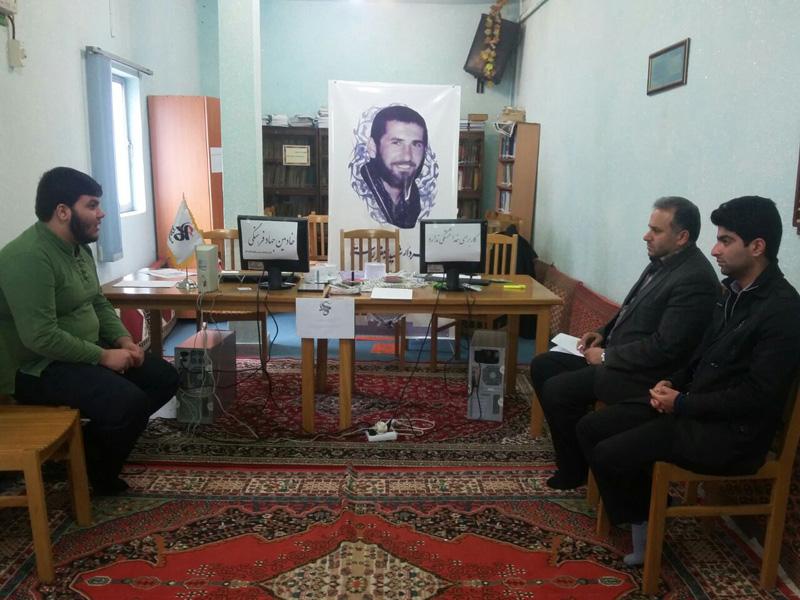 نشست صمیمی با عضو محترم شورای اسلامی شهر تالش