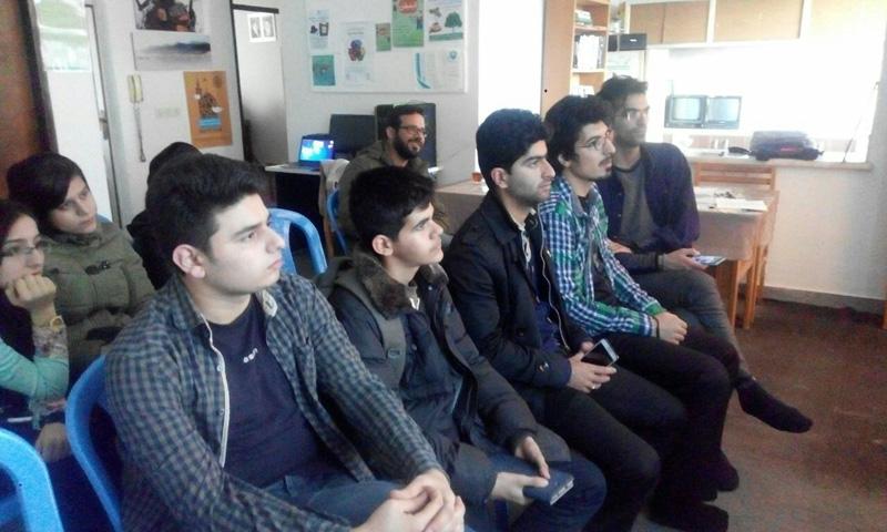 اکران فیلم های کوتاه در انجمن سینمای جوانان انجام شد
