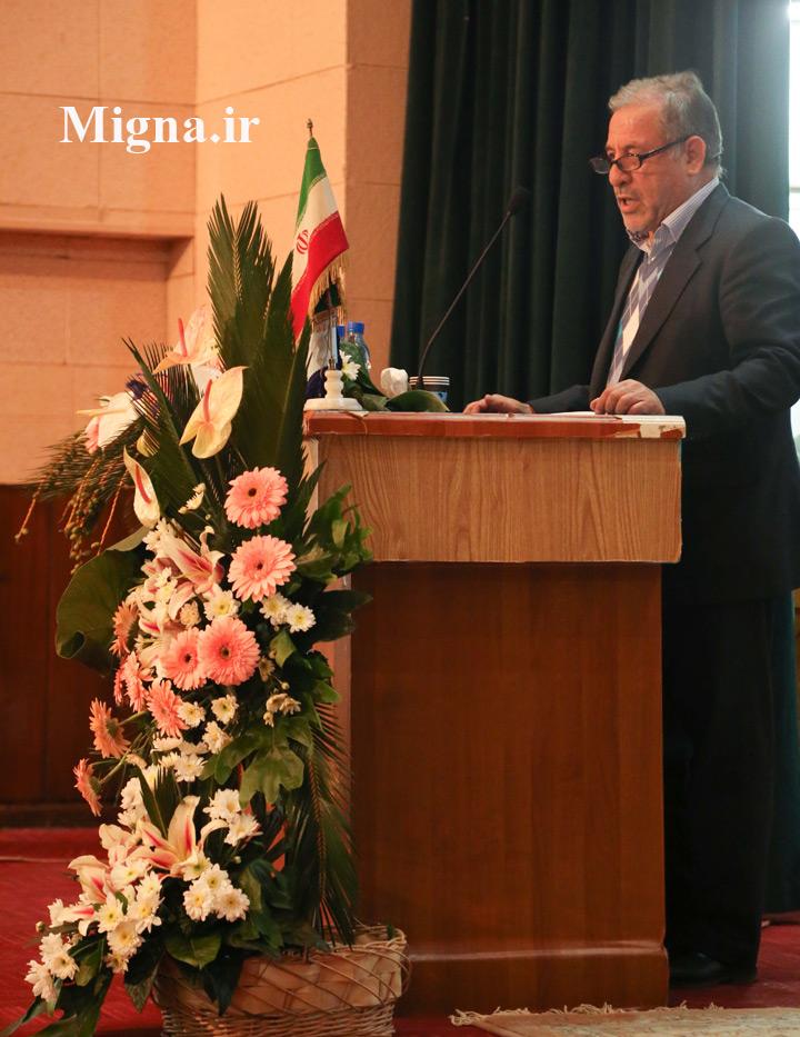 migna ir 41447w sharara1028 گزارش تصویری برگزاری مراسم نکوداشت دکتر مهرناز شهرآرای  روان شناس