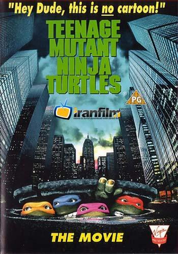 دانلود فیلم Teenage Mutant Ninja Turtles