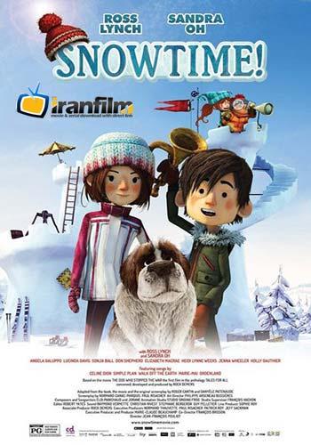 دانلود انیمیشن Snowtime