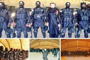 یگان ویژه داعش رونمایی شد + عکس , بین الملل