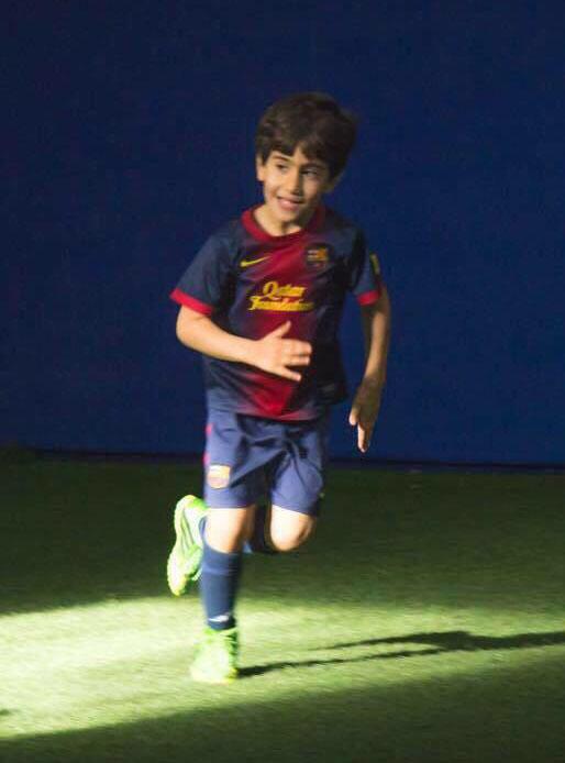 این فوتبالیست ایرانی به بارسلونا پیوست + عکس , اخبار ورزشی