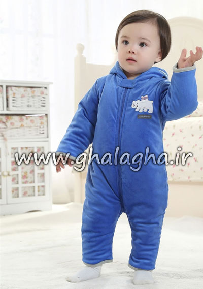 جدیدترین مدل های لباس زمستانی کودک 1تا 3سال