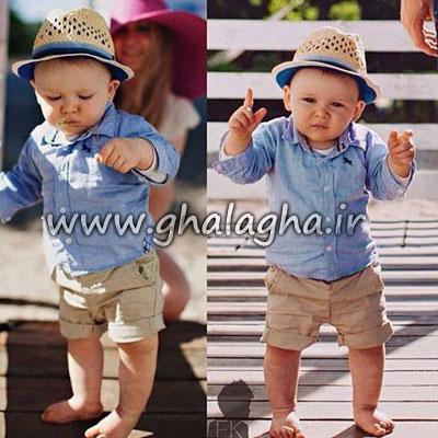جدیدترین مدل های لباس کودک
