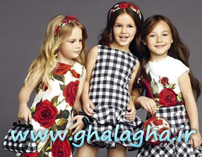 جدیدترین و شیک ترین مدل های لباس کودک و خردسال