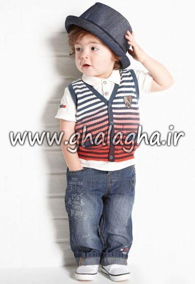 شیکترین مدل های لباس پسرانه 1سال تا 3سالگی