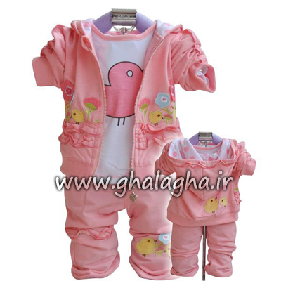 مدل های جدید لباس کودک 1 تا 3 سالگی