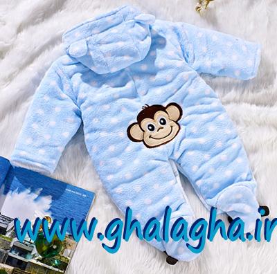جدیدترین و شیک ترین مدل های لباس زمستانی نوزادی تا 2 سالگی