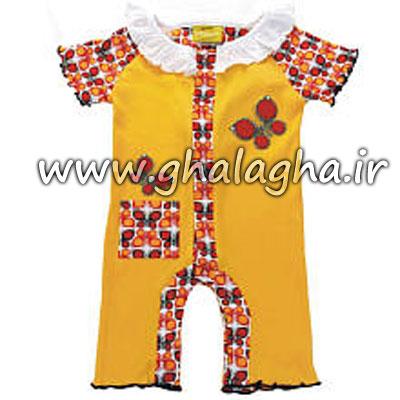 مدل های جدید لباس کودک
