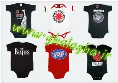 جدیدترین و شیک ترین مدل های لباس نوزادی تا 2 سالگی