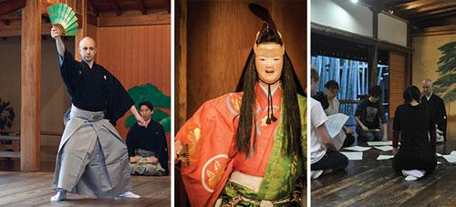 کشته شدن بازیگر معروف ژاپنی روی صحنه تئاتر , سینمای جهان