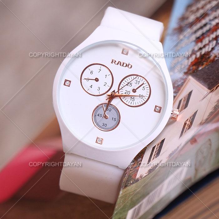 ساعت مچی رادو سفید