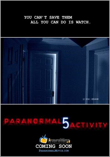 دانلود فیلم Paranormal Activity: The Ghost Dimension