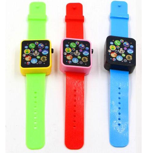 ساعت کودک در سه رنگ