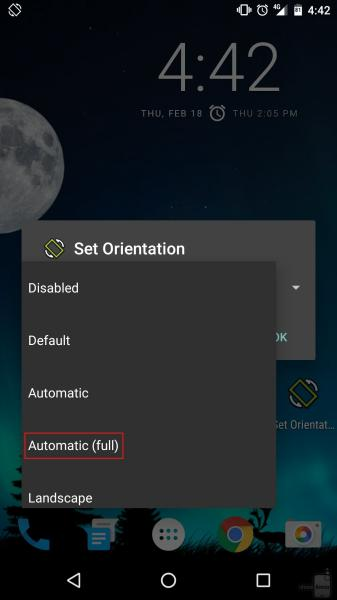 Set Orientation,آموزش,اپلیکیشن افقی اندروید,استفاده از گوشی افقی,اینستاگرام در حالت افقی,ترفند اندروید,آموزش استفاده از اینستاگرام در حالت افقی در اندروید
