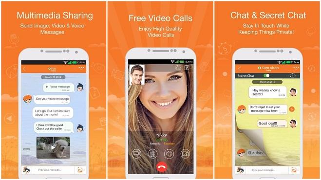 ringID,پیام رسان,دانلود ringID,شبکه اجتماعی,معرفی اپلیکیشن,دانلود نرم افزار Ring ID برای ارسال پیام های تصویری آندروید,ایفون,ویندوز,ringid for send video