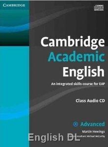 دانلود کتاب Cambridge Academic English C1