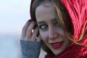 ظاهر متفاوت الناز حبیبی با موی کوتاه ! عکس , عکس های بازیگران