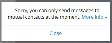 راهنمای کامل خارج کردن تلگرام از حالت ریپورت اسپم