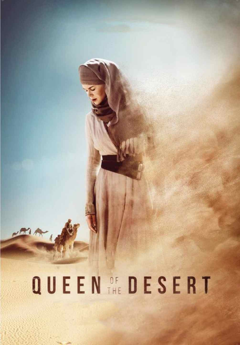 فيلم دوبله Queen of the Desert 2015