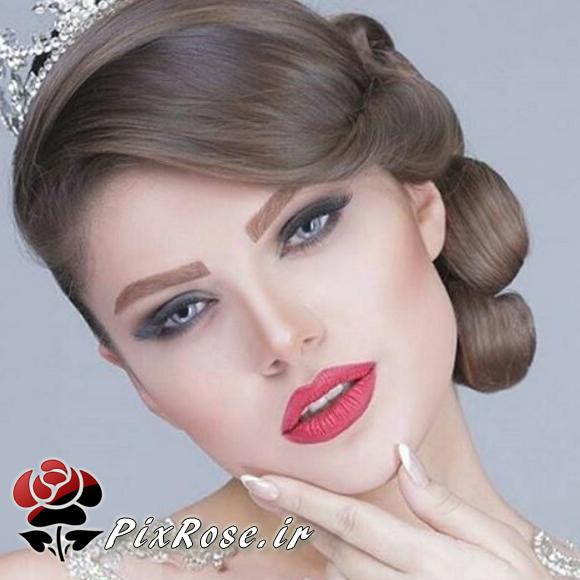 مدل آرایش عروس 95 , آرایش عروس اروپایی , آرایش عروس ایرانی , آرایش عروس 95 , آرایش عروس 2016 , ارایش عروس زیبا سازان , ارایش عروس زیبا , ارایش عروس زیبا جدید