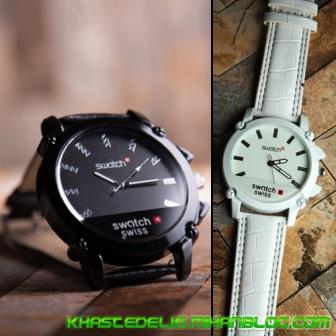 ساعت مچی مردانه زنانه برند Swatch تک موتوره