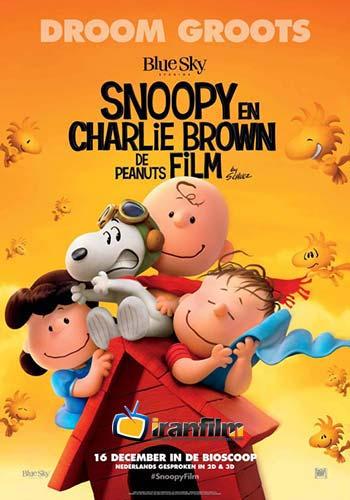 دانلود انیمیشن The Peanuts Movie