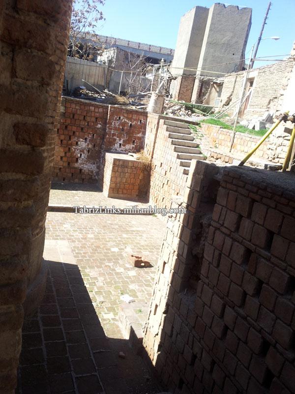 مسجد چهارقبر تبریز