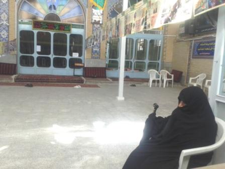 مسجد مشهدی علی اصغر صدری