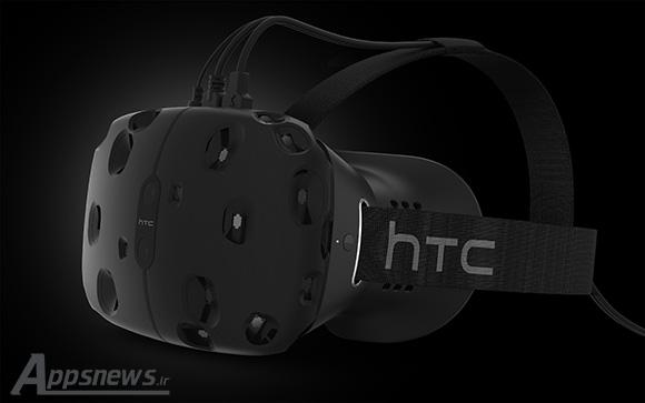 قیمت هدست واقعیت مجازی HTC VIVE مشخص شد