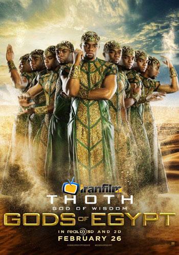 دانلود فیلم Gods of Egypt
