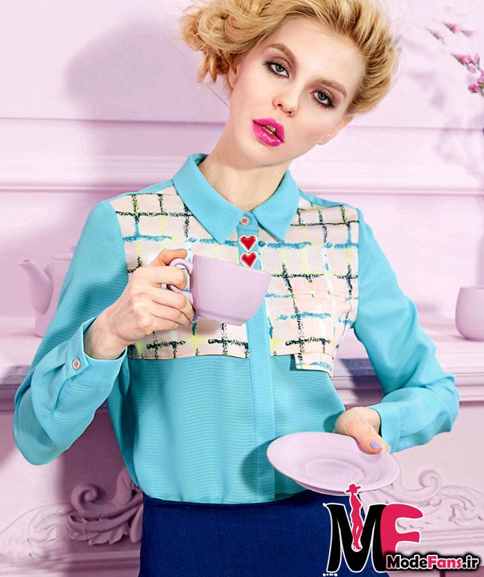 مدل پیراهن شیک و فانتزی دخترانه