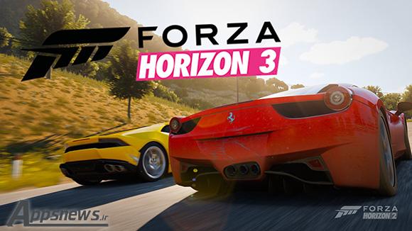 احتمال رونمایی از بازی 3 Forza Horizon در چند روز آینده توسط مایکروسافت