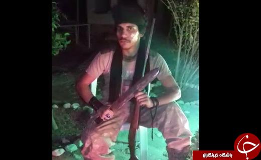 دستگیری چنگیز جنگلی
