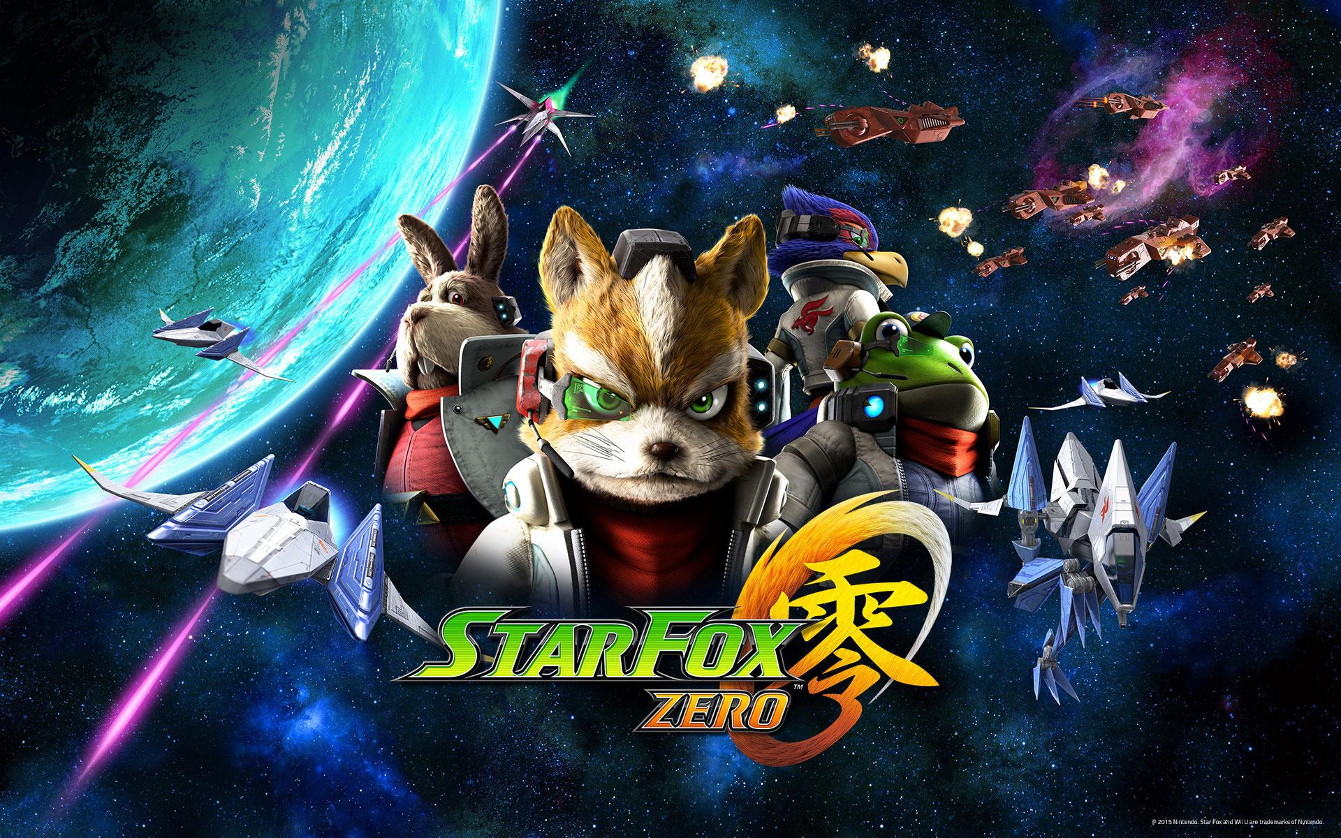 بازی Star Fox Zero