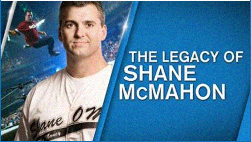 Watch The Legacy Of Shane McMahon DVD