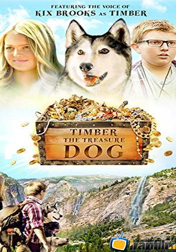 دانلود فیلم Timber the Treasure Dog