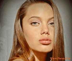 شباهت زیاد آنجلینا جولی به برادر و مادرش , چهره های معروف