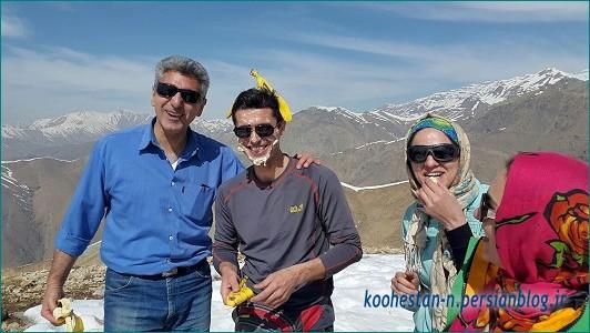 تولد من - قله چین کلاغ