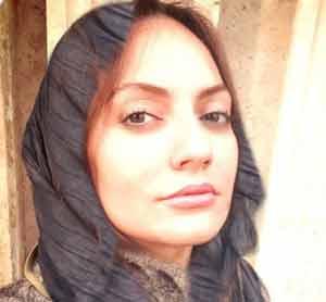 عکس معنادار مهناز افشار در روز جهانی زن , چهره های ایرانی