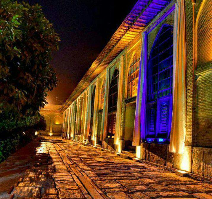 67 ارگ کریم خان زند شیراز