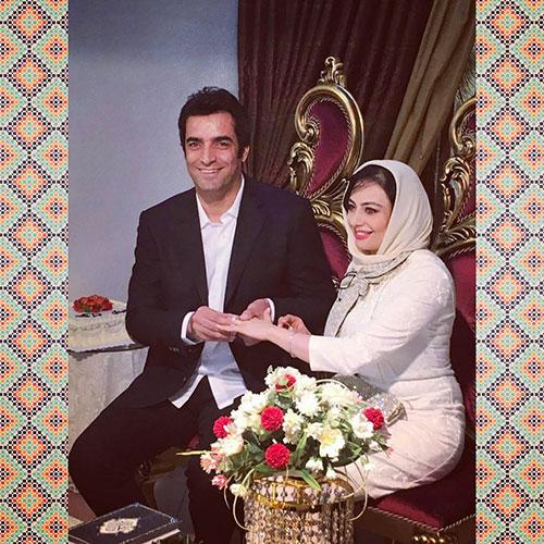 ازدواج یکتا ناصر با کارگردان معروف سینما , اخبار سینما